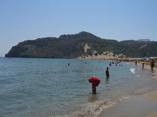 Agathi Beach Rhodes