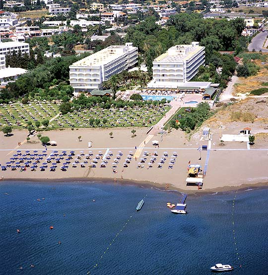 Apollo Beach Hotel Rhodes