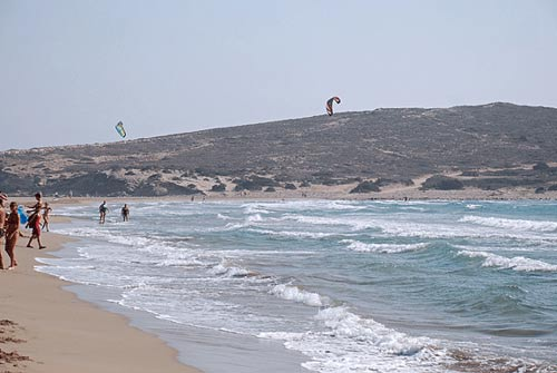 Prasonissi Beach Rhodes