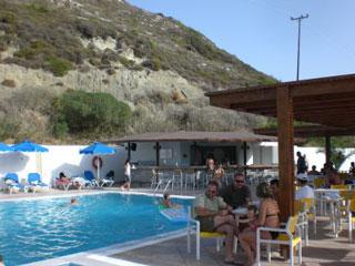 avra beach rhodos